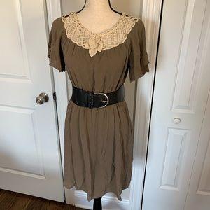 3.1 PHILLIP LIM 100% SILK dress